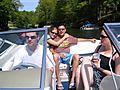 Gang on boat